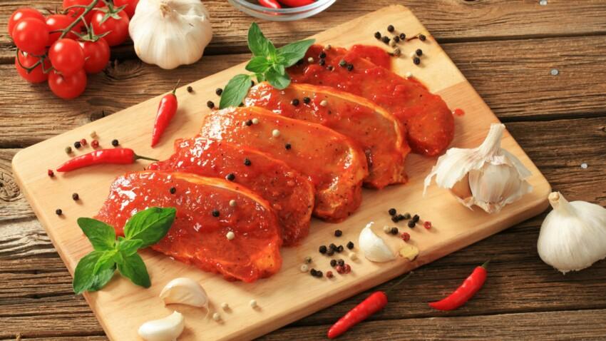 Recette express de marinade pour barbecue