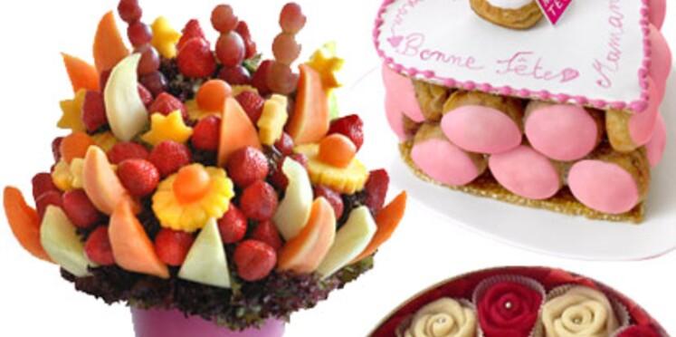10 cadeaux gourmands pour maman