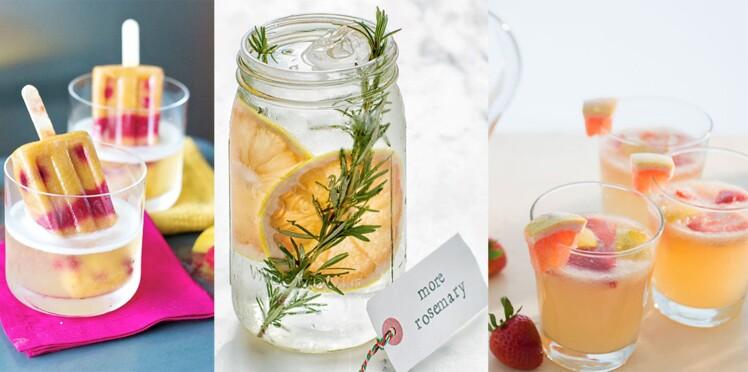 Les 5 boissons stars de l'été 2018 repérées sur Pinterest