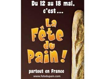 A la découverte du pain sous toutes ses formes du 12 au 18 mai partout en France