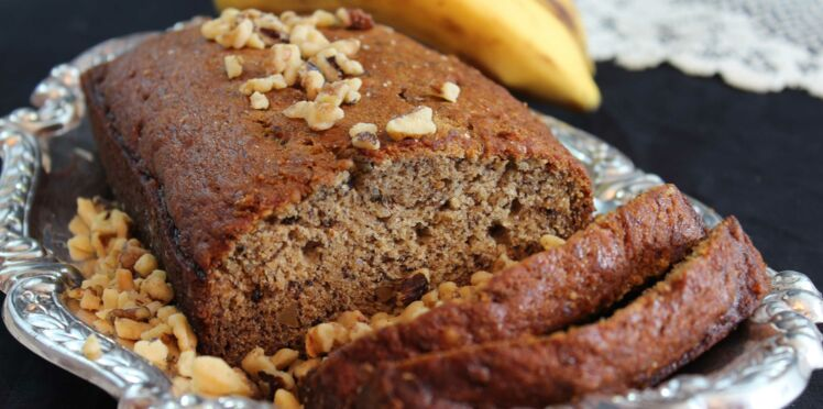On fond pour le banana bread, un gâteau gourmand made in USA