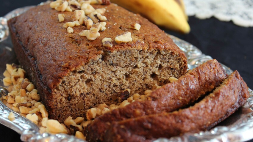 On fond pour le banana bread, un gâteau gourmand made in USA