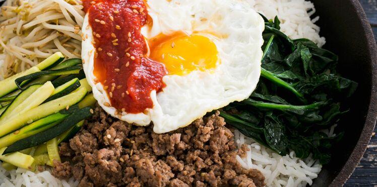 Bibimbap, le plat sain et gourmand made in Corée
