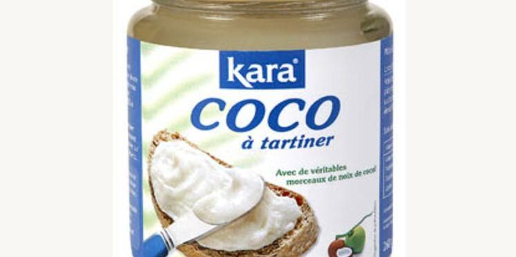 Coco à tartiner