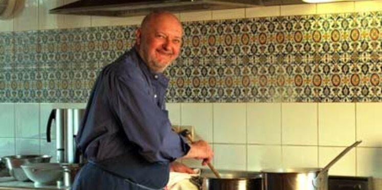 Jean-Pierre Coffe Il cuisine pour les stars