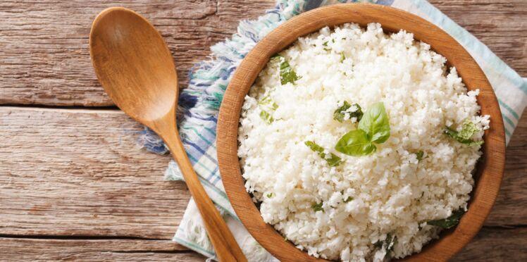 Comment faire du riz de chou-fleur ?