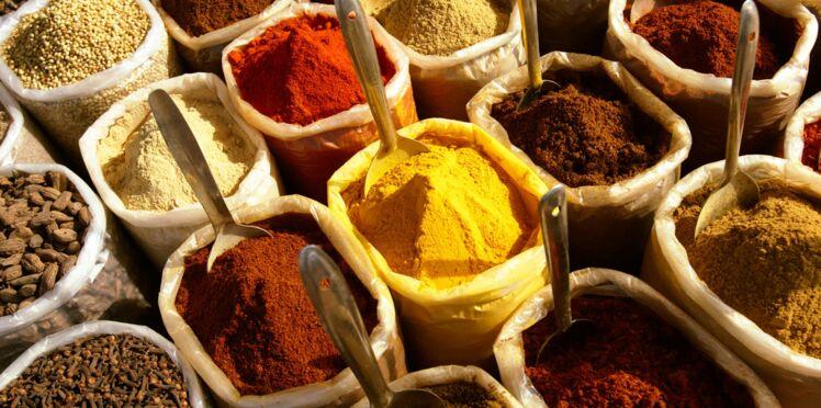 5 épices pour sublimer vos plats