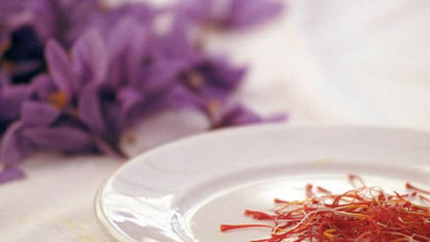 Des fleurs à votre table