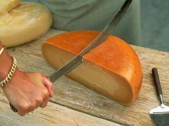 Du fromage à la coupe d'un coup de souris