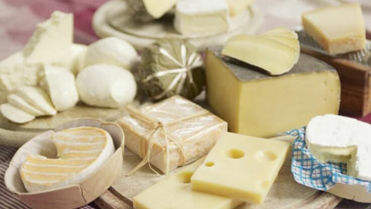 Premier voyage au pays des bons fromages AOP