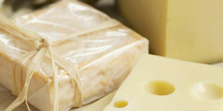 Les fromages européens