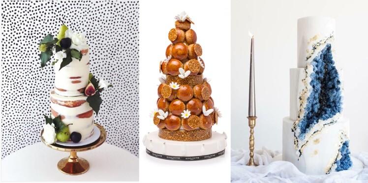 Gâteau De Mariage Toutes Nos Idées Tendances Femme
