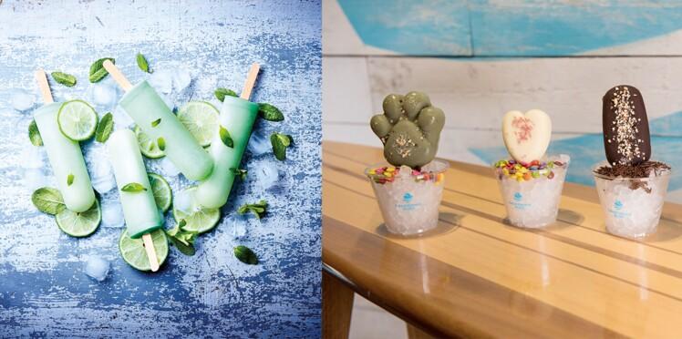 Glaces de l'été 2018 : nos sorbets et crèmes glacées préférés