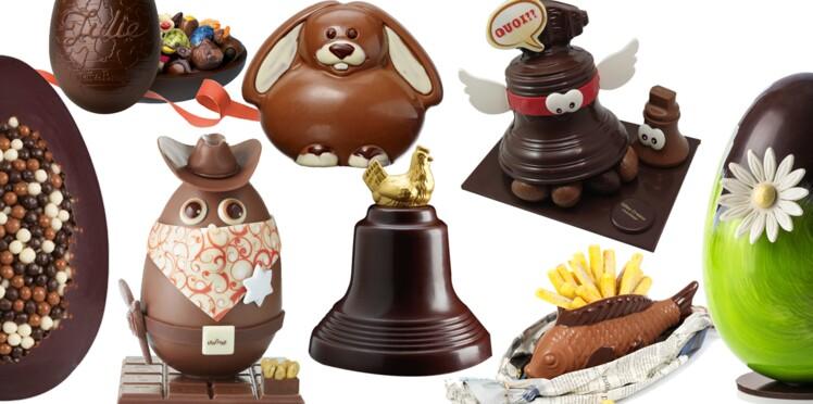 Le meilleur des chocolats de Pâques
