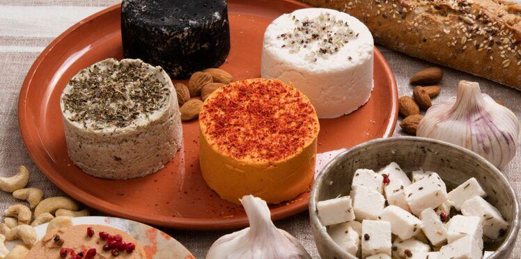 """Le """"vromage"""", le vrai faux fromage vegan"""