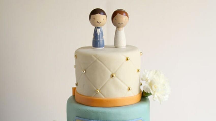 Des wedding cakes à tomber !