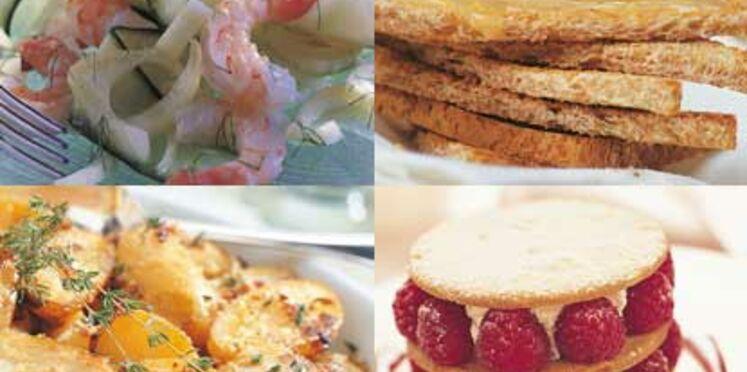 Mes meilleures recettes gourmandes : nos préférées
