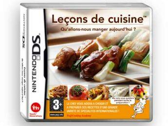 Nintendo passe en cuisine !
