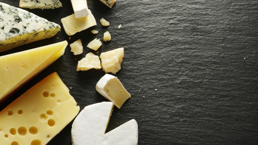 Un plateau de fromages de fêtes