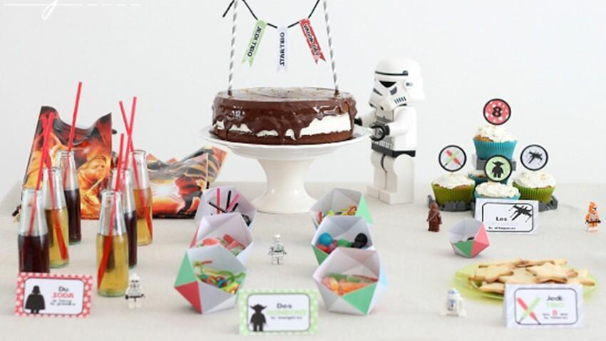 Quand Star Wars passe à table