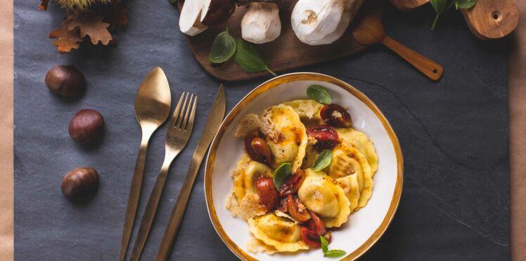 Ravioli aux cèpes : une recette simple et gourmande pour les customiser