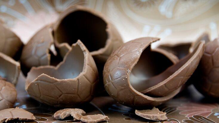 Comment réaliser un oeuf de Pâques en chocolat
