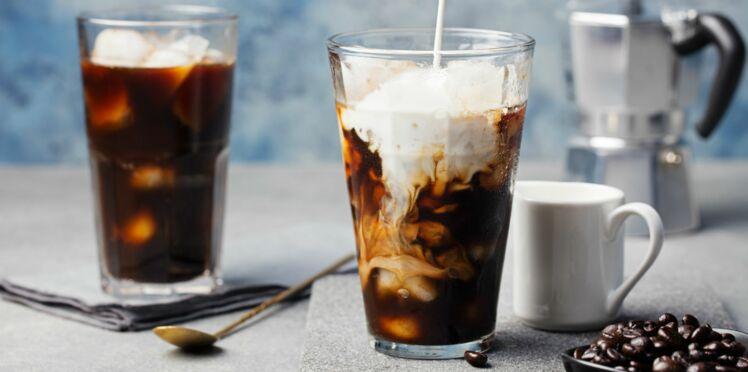 La recette du frappuccino au caramel à l'eau filtrée