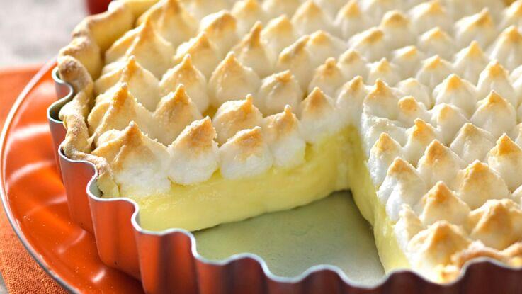 Tarte au citron : les meilleures recettes de ce classique de la pâtisserie