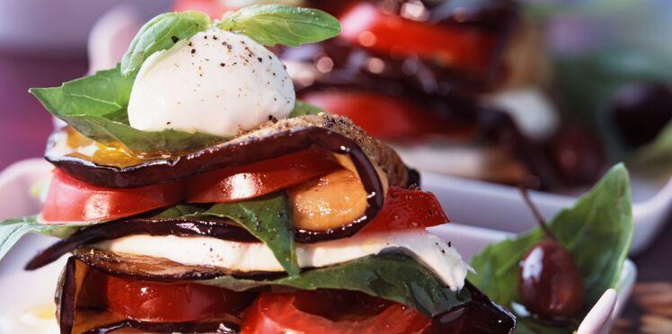Nos meilleures recettes gourmandes à la mozzarella