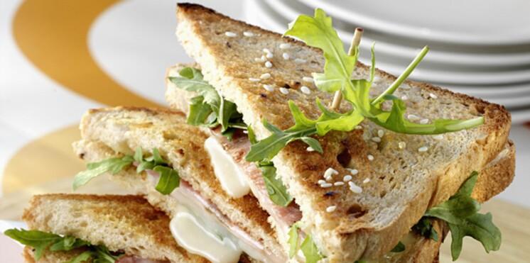 Des recettes de sandwichs maison