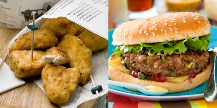 30 recettes inspirées des food trucks