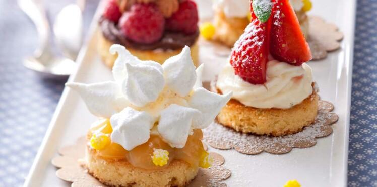 10 recettes de gâteaux sans cuisson au top !