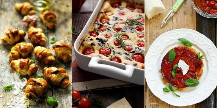 Top 10 des recettes les plus populaires sur Pinterest