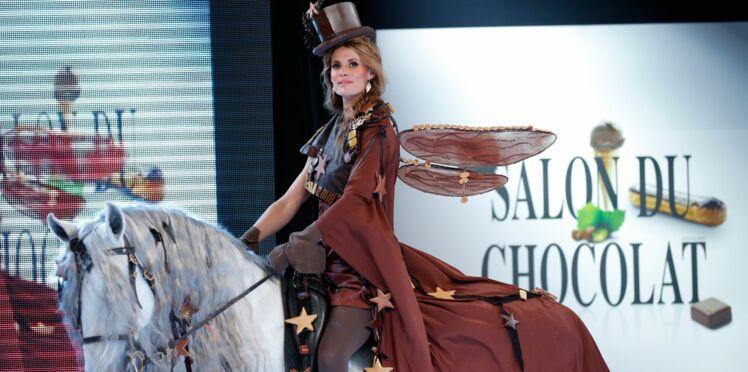 Salon du chocolat : le défilé 2013