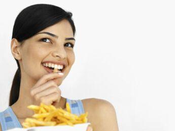 Les frites, c'est diététique ?
