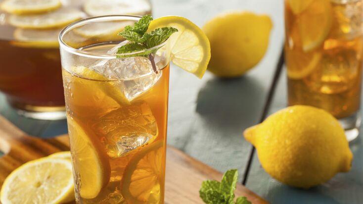 Les secrets d'un bon thé glacé en vidéo
