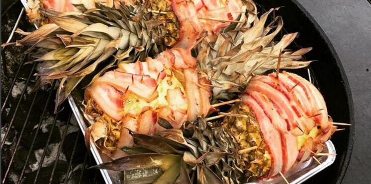 Le swineapple : l'ananas rôti qui va bousculer votre barbecue