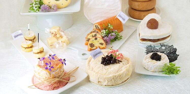 Tendance : un repas 100% plateau de fromages