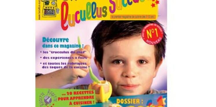 Lucullus Succulus, le magazine des petits toqués