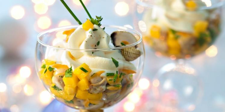 100 recettes de verrines de fête
