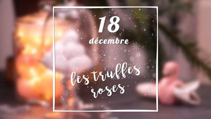 VIDEO - Des truffes roses aux biscuits de Reims pour Noël
