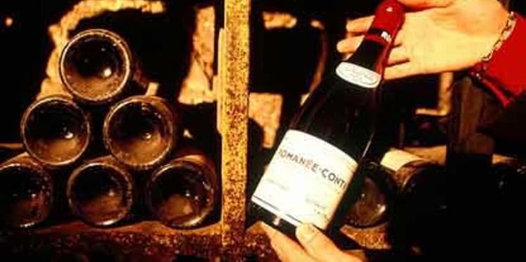 Les bons vins  méritent une cave