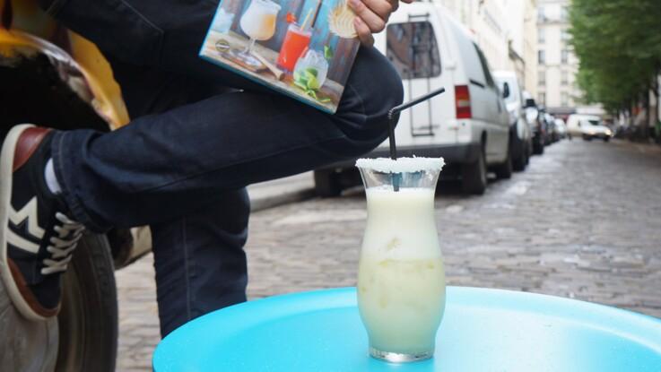 La batida ananas-coco en vidéo