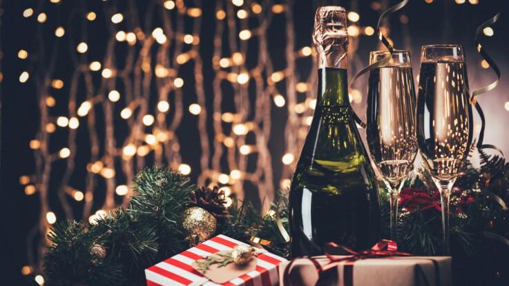 Comment rafraîchir une bouteille de champagne en 5 minutes