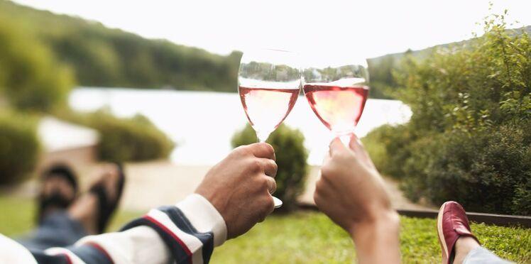 Avec ou sans glaçons, en cubi ou magnum, le rosé sans culpabilité !