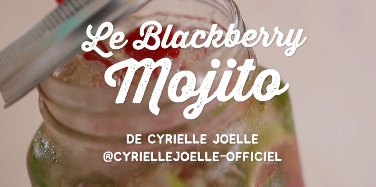 Blackberry mojito : le nouveau cocktail de vos soirées