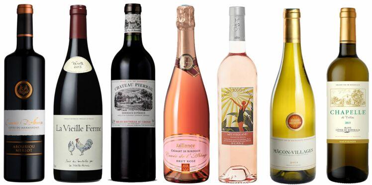Notre sélection des vins de l'été et leurs bons accords