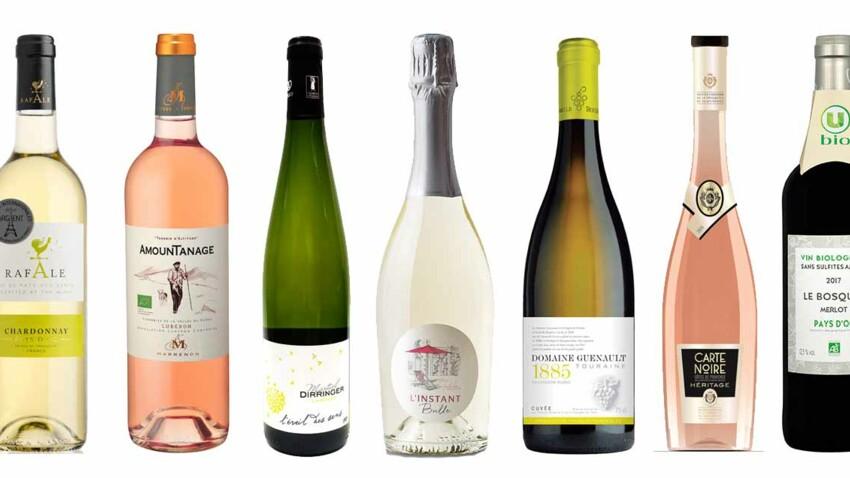 Rosé, blanc, rouge… Nos vins préférés pour l'été