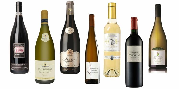 Notre sélection de vins divins pour Noël