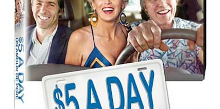 5 dollars a day : le film sort en DVD